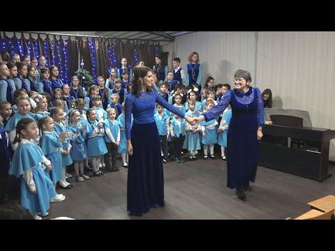 Рождественский концерт Детского хора
