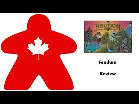 Meeple Leaf: Feudum - Review