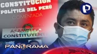 CAMPAÑA MEDIÁTICA CONTRA EL DERECHO DEL PUEBLO A CAMBIAR LA CONSTITUCIÓN