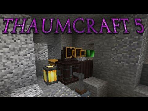 Thaumcraft 5 1 6 - episode 10 - More Golemancy - смотреть онлайн на