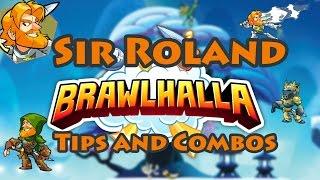brawlhalla sir roland combos ps4 - मुफ्त ऑनलाइन