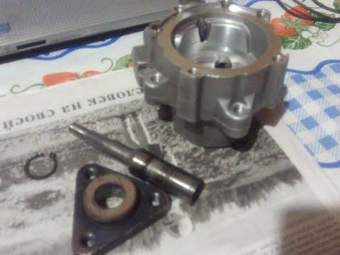 ремонт насоса ГУР/замена подшипников рольков ремня генератора автомобиля Chery Amulet