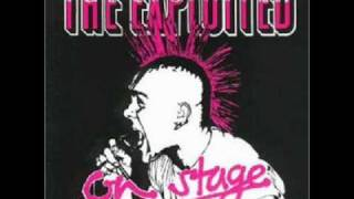 The Exploited -13 - Punk's Not Dead (Live 1981)