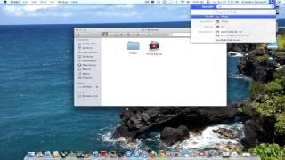 How to Setup Time Capsule as File/Media Server