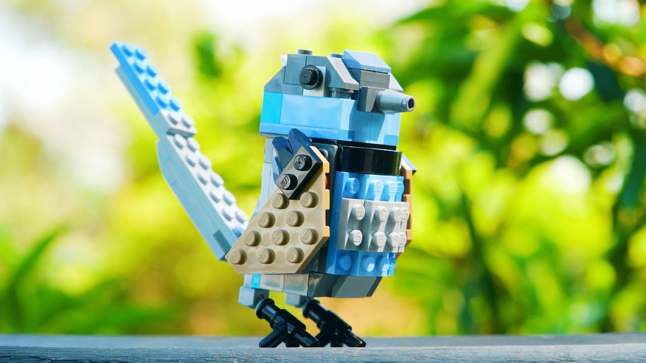 LEGO Bird | LEGO MOC