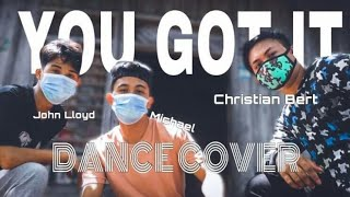 You Got It Dance Cover