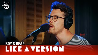 Boy & Bear cover Amy Winehouse 'Back to Black' for triple j's Like A Version