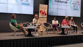 Ірина Авраменко, головний редактор газети і сайту «Днепр вечерний« (Дніпро)