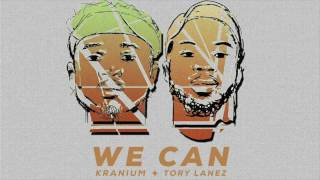 Kranium & Tory Lanez performing  LIVE in New York #WeCan