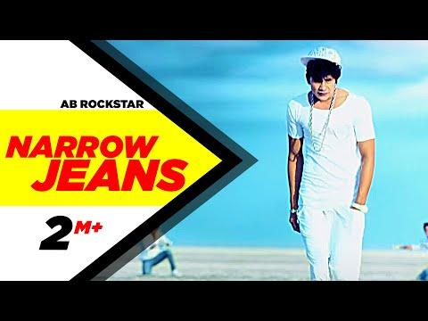 Narrow Jean  Ab Rockstar