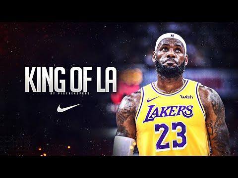 """LeBron James - """"KING OF LA"""" (2019 Lakers Mini Movie) ᴴᴰ"""