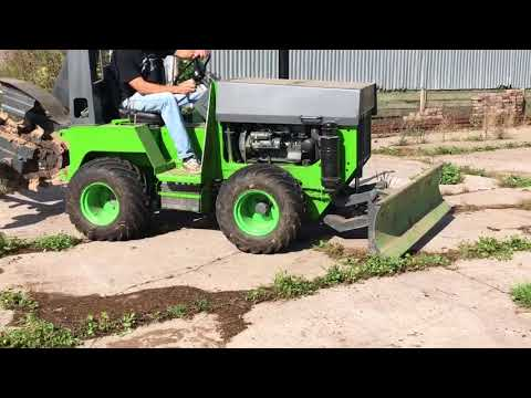 Bobcat 3023 Trencher See Videos