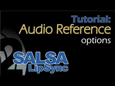SALSA LipSync Suite v2 - Pt7 (Audio Options)