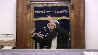אמונה ובטחון - הרב אריאל אלקובי שליט''א