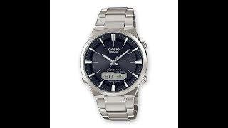 Casio Lineage - LCW-M510D-1AER Funk Solar Premium Uhr! Unboxing