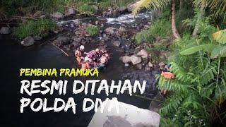 Insiden Susur Sungai SMPN 1 Turi, Polda DIY Tahan Pembina Pramuka