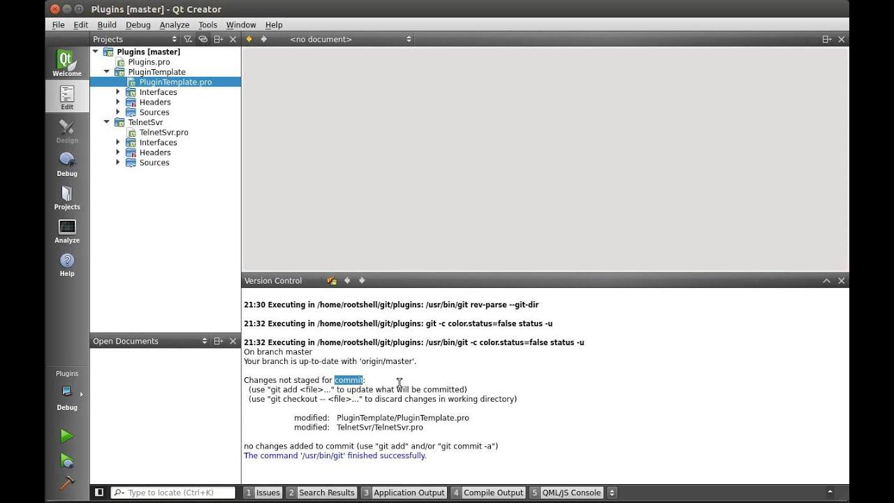 C++ Qt 117 Using Github and Qt Creator - YouTube