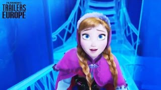 FROZEN | Go behind the scenes of the animated Disney movie