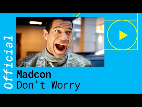 Madcon - Don't Worry (Official Lyric Video) ft. Ray Dalton