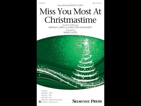 Miss You Most at Christmas Time