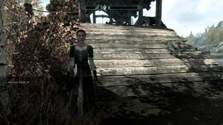 Skyrim - Report Leifnarr's Death to His Family (how to fix)