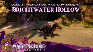 GW2: Desert Highlands - Mastery Ins  In The Air (Above The