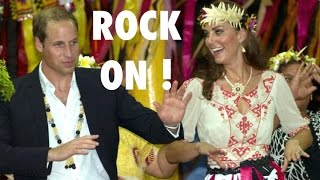 MOVES LIKE JAGGER - DANCING ORANGUTAN - WILL & KATE HAVE THE RIGHT MOVES - MAROON 5