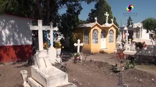Rayón, S.L.P.  Panteón Y Calaveras 2017
