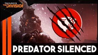 Predators Mark NULLIFIED - Bleed Resistance COUNTER - The Division