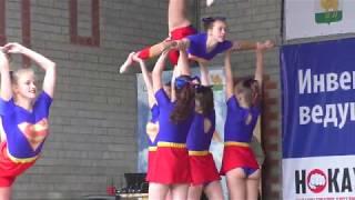 cheerleading - Russian Chelyabinsk