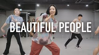 Ed Sheeran   Beautiful People Ft. Khalid  Beginner's Class