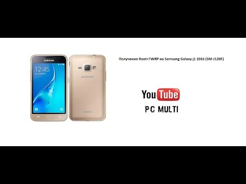 How to root and install custom recovery twrp on samsung galaxy j1 sm