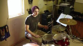 Learn how to play the drums. Lesson 2 #12