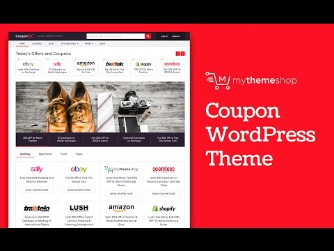 Best Coupon WordPress Theme You Always Wanted To Increase Earning