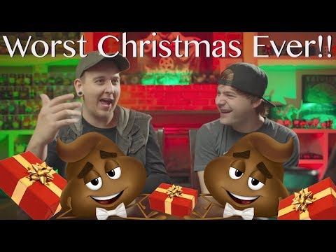 The Worst Christmas Gifts Of All Time!!
