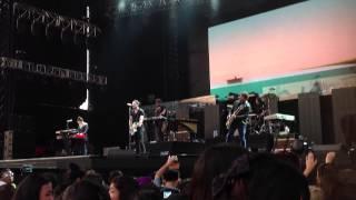 (10) Sky Diver - Owl City Singapore F1 Concert