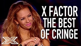 X Factor...The BEST of Cringe!