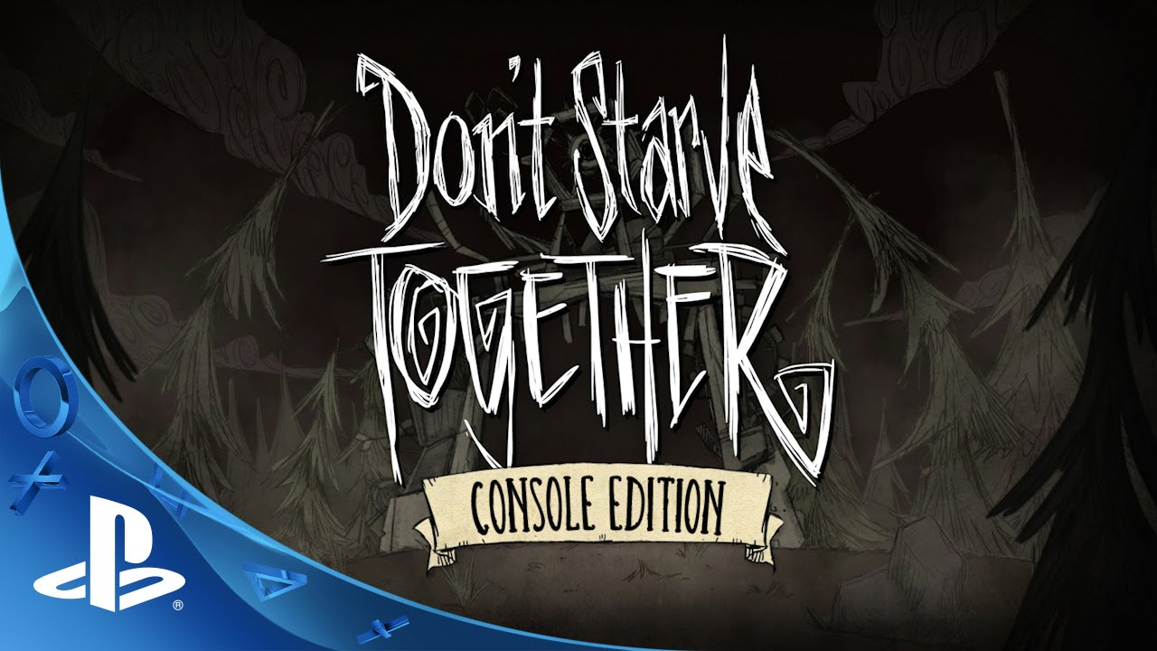Don't Starve Together Revealed for PS4