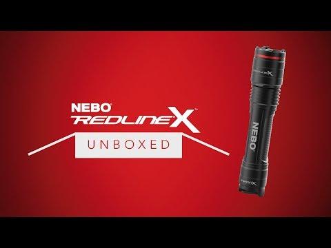 NEBO Unboxed: Redline X