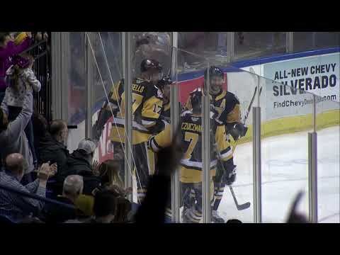 Thunderbirds vs. Penguins | Mar. 24, 2019