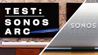 Sonos Arc Review – Fokus Klangqualität [Deutsch]