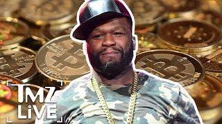 50 Cent Is A Botcoin Millionaire! | TMZ Live