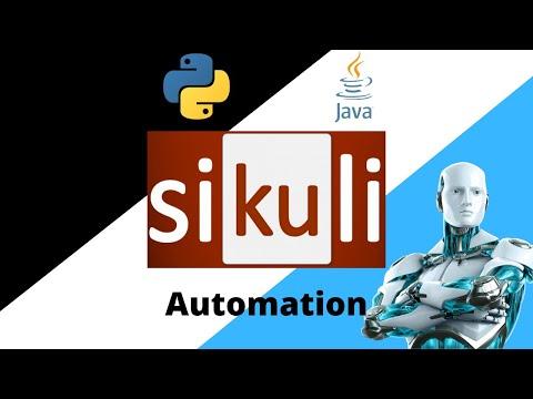 Sikuli Automation Using Java and Python + 5 Kickass Projects - Udemy Course