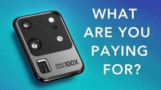 $1400 vs $250 - Samsung Galaxy S20 Ultra Camera