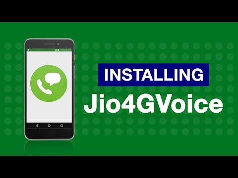 How to Download and Install Jio4GVoice App?