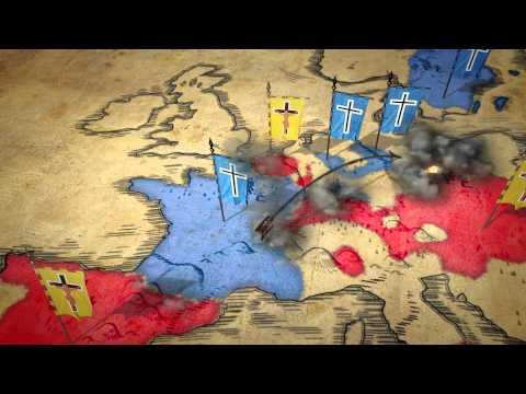 Europa Universalis IV: Art of War Key Steam GLOBAL - videó előzetes