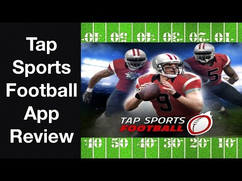 Tap Sports Football App Review