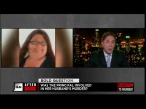 Meg Strickler on HLN After Dark discussing the case where a principal might face murder charges