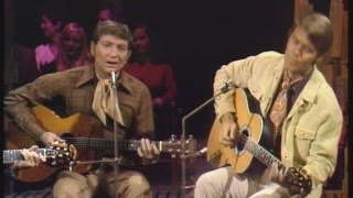 Glen Campbell & Willie Nelson - Good Times Again (2007) - Hello Walls (12 Nov 1969)