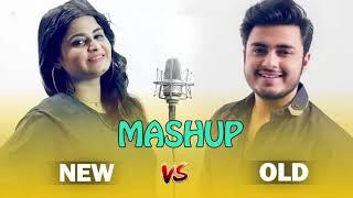 OLD VS NEW BOLLYWOOD Mashup Songs 2019 Hits // Hindi Remix Songs Playlist - Romantic Indian mashup